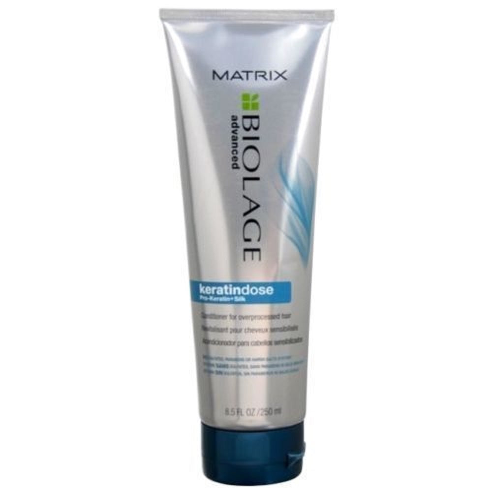 Matrix Biolage Advanced Keratindose Conditioner Pro-Keratin + Silk 8.5oz 3 PACK