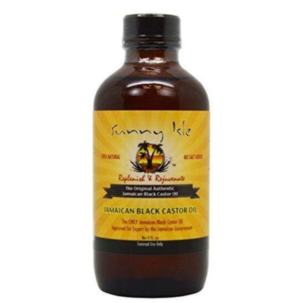 Sunny Isle Jamaican Black Castor Oil 4 oz w/ FREE Applicator