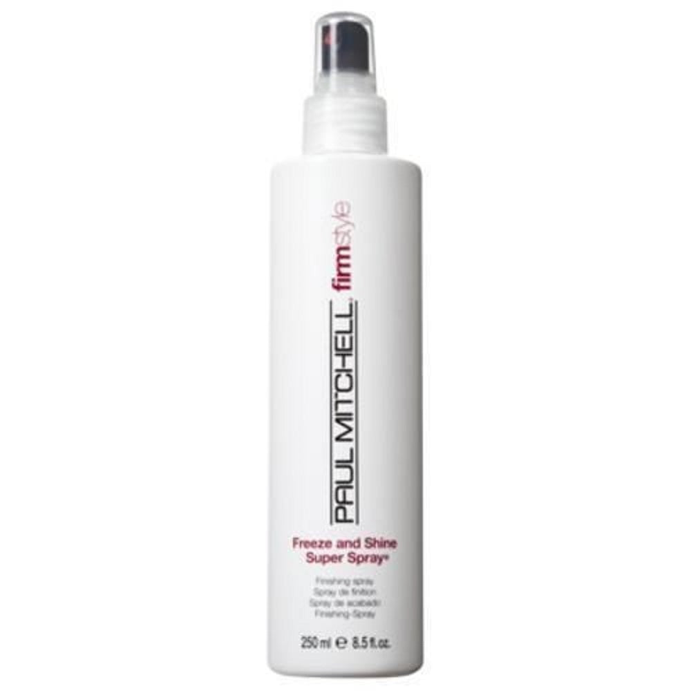 Paul Mitchell Freeze And Shine Super Spray 8.5 Oz PACK OF 3
