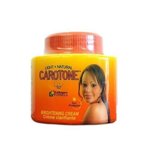 Carotone Light & Natural Brightening Cream 330ML / 11 Oz
