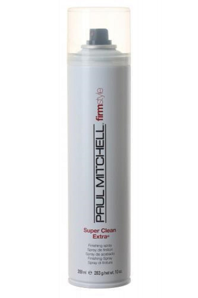 Paul Mitchell Super Clean Extra Firm Spray 10 Oz  Dented