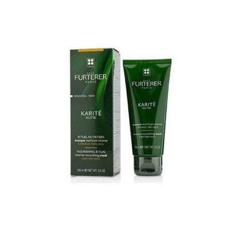 RENE FURTERER KARITE INTENSE NOURISHING MASK 3.46oz / 100ml