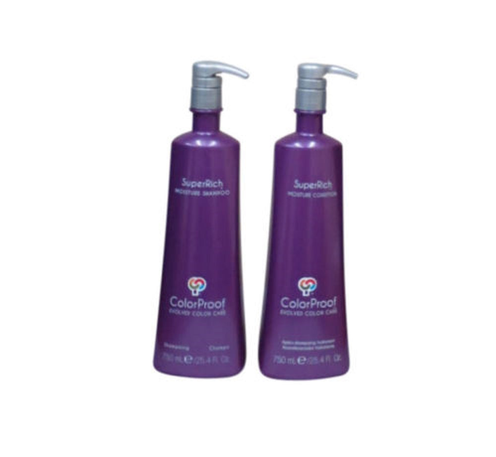 Color Proof Super Rich Shampoo And Conditioner 25.4 Oz