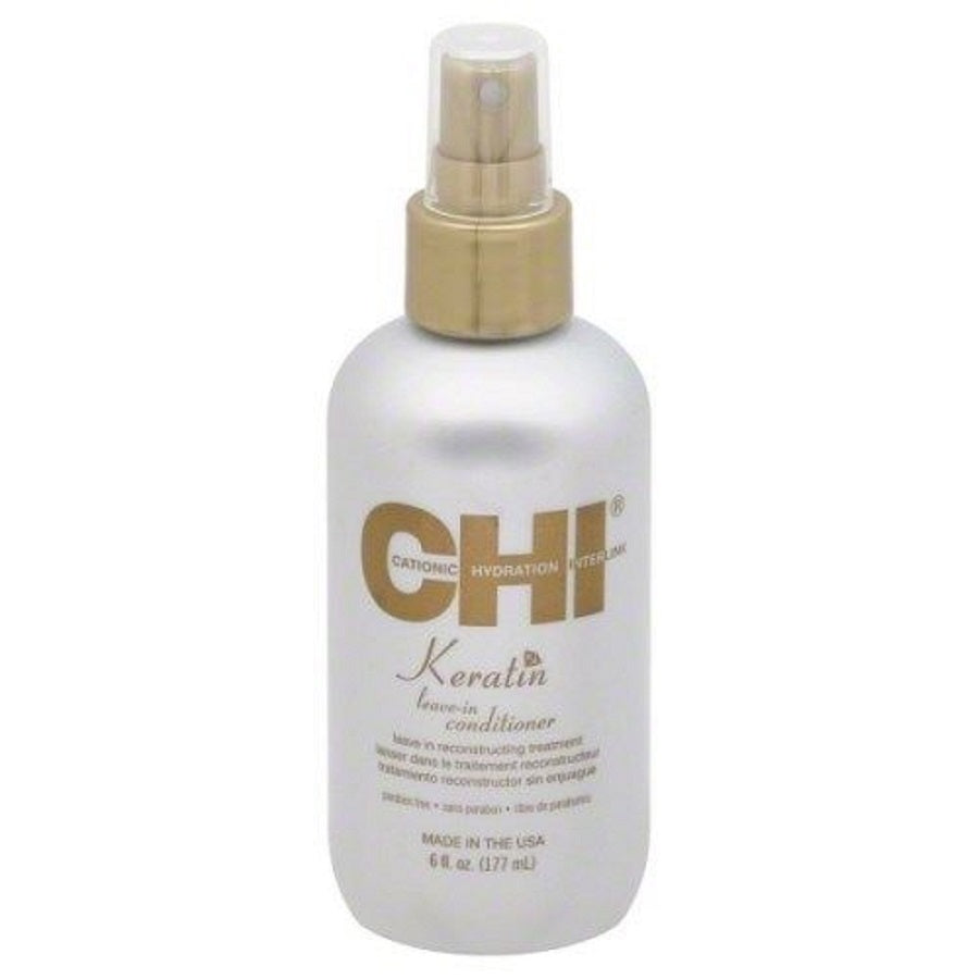 CHI Keratin Leave-in Conditioner 6 Fl Oz
