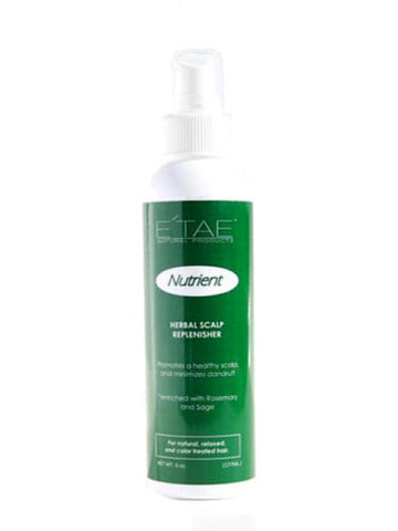 Etae Natural Product Nutrient Herbal Scalp Replenisher Spray 6 Oz