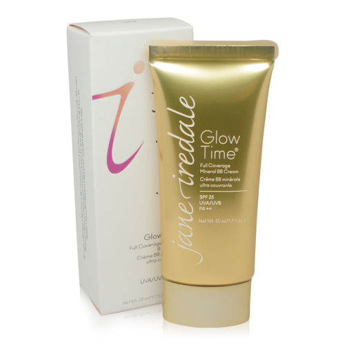 jane iredale BB7 Cream Glow Time Full Coverage Mineral  1.7 Oz