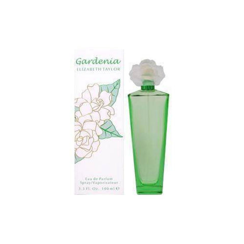 Gardenia by Elizabeth Taylor For Women 3.3 Oz EDP Spray Brand New