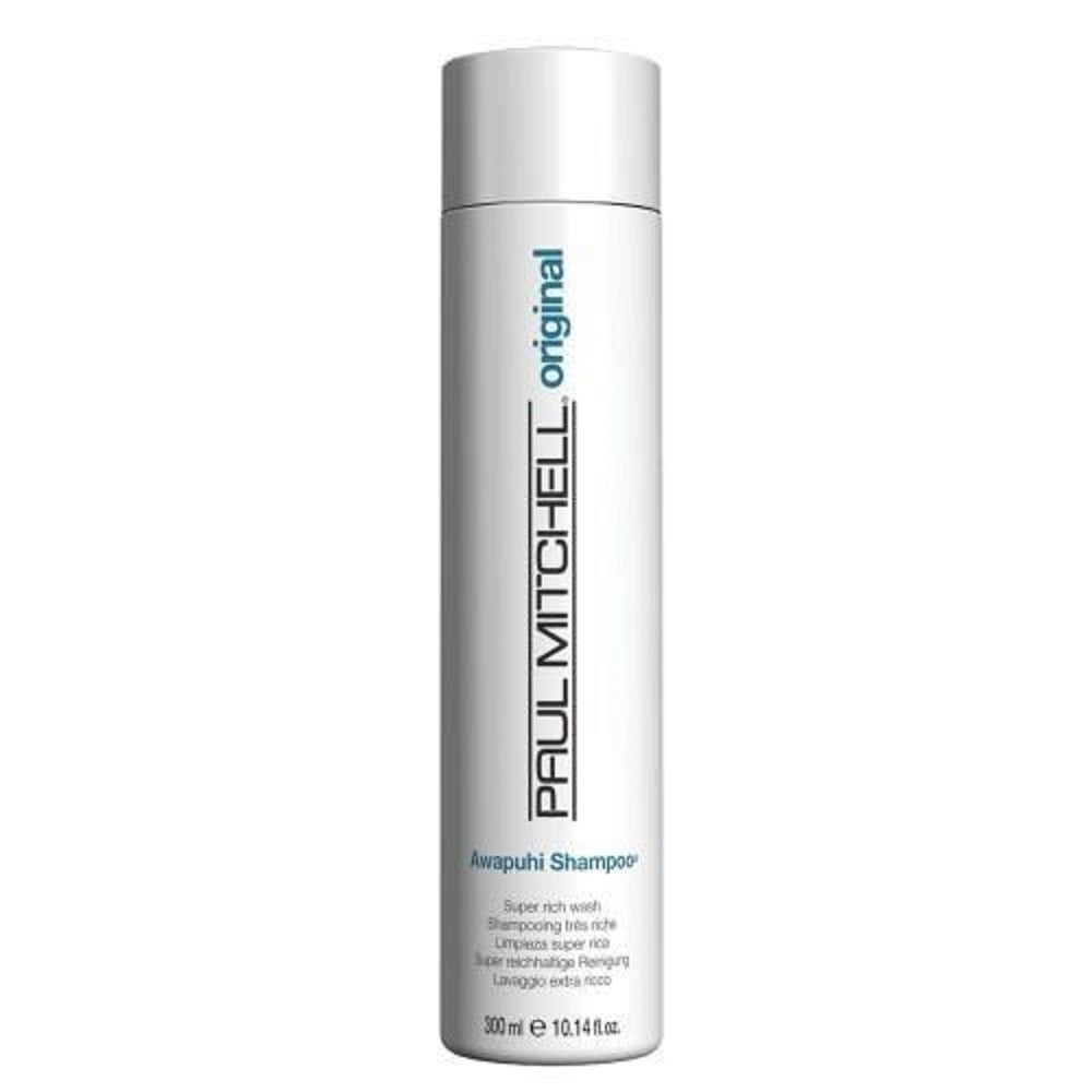 Paul Mitchell Awapuhi Shampoo Super Rich Wash 10.14 oz   Scuffed