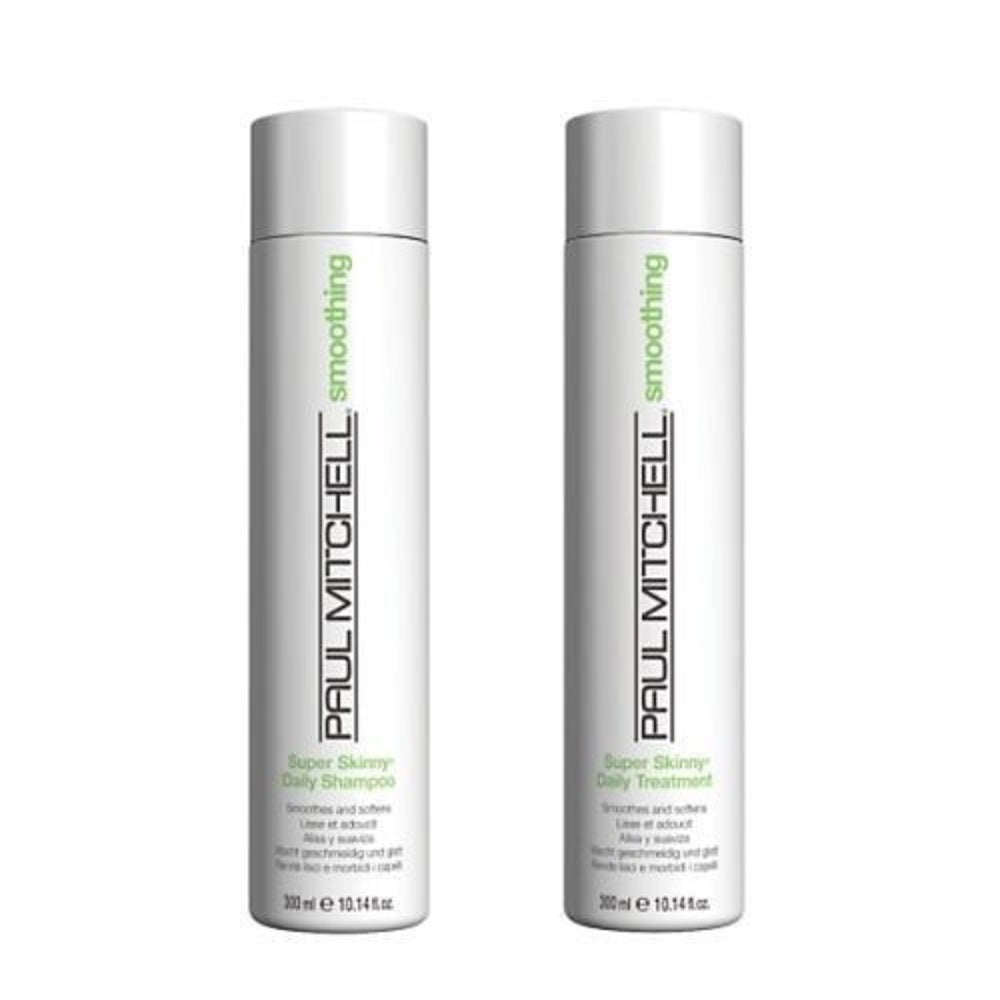Paul Mitchell Super Skinny Daily Shampoo And Treatment Conditioner 10.14 Oz