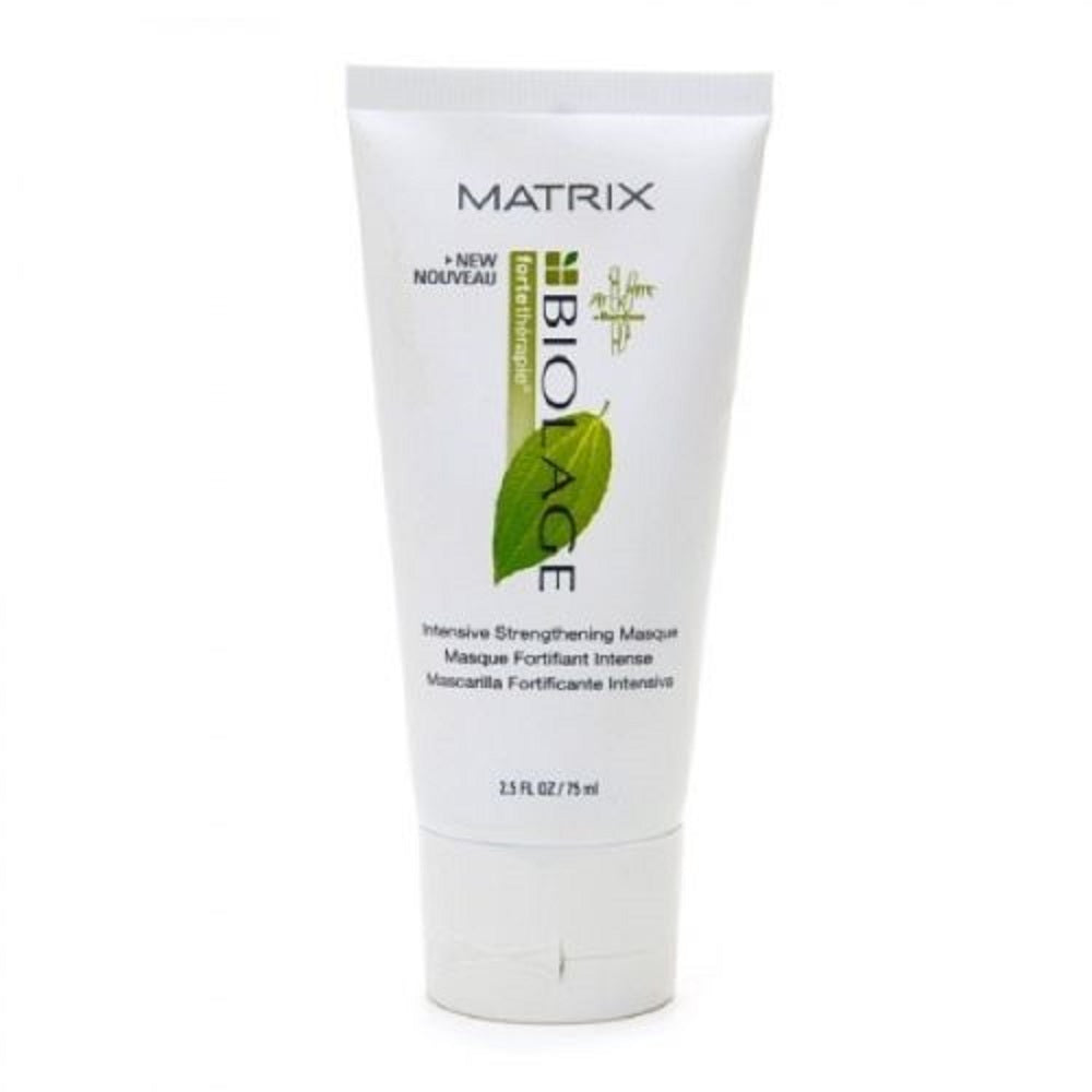 Matrix Biolage Fortetherapie Intensive Strengthening Masque 2.5 oz   3 Pack