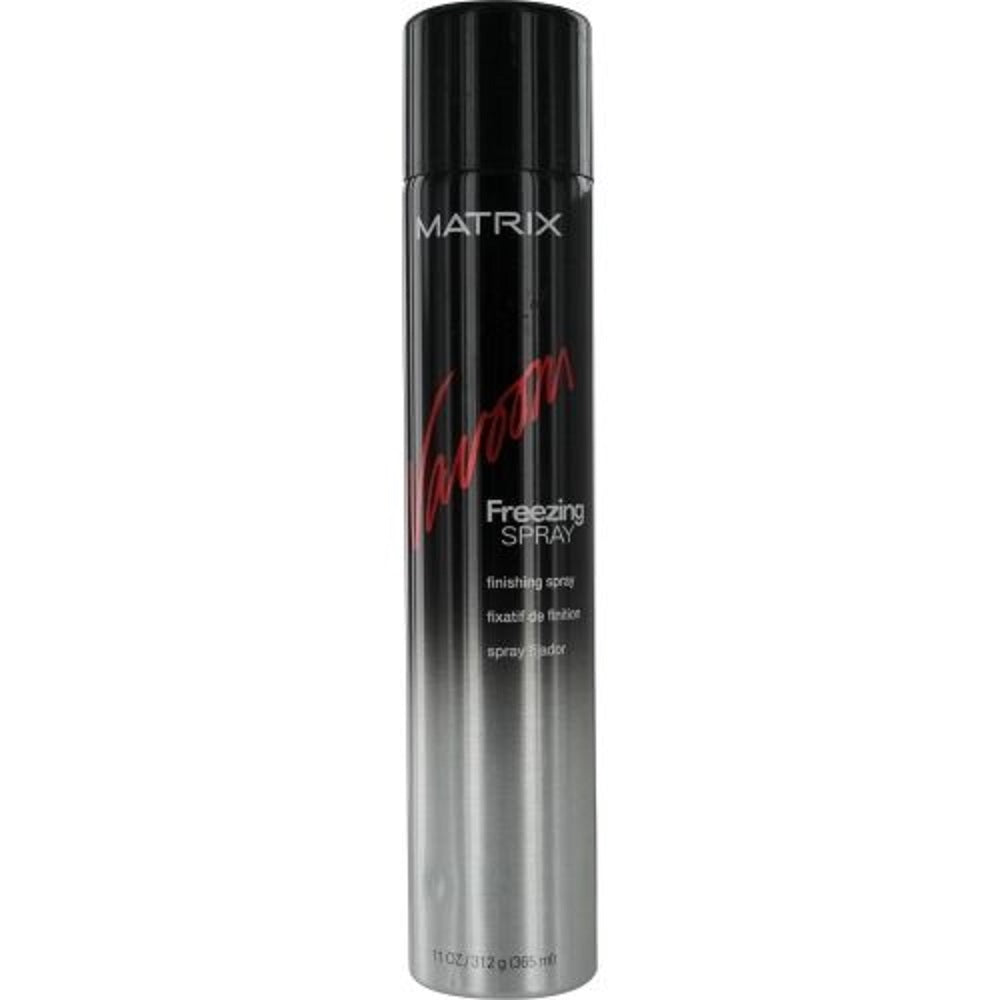 Matrix Vavoom Freezing Spray Finishing Spray 11.3 Oz  Dented