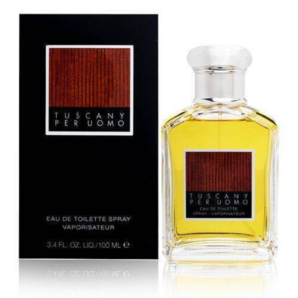 Aramis Tuscany Per Uomo Cologne For Men 3.4oz Eau de Toilette Spray