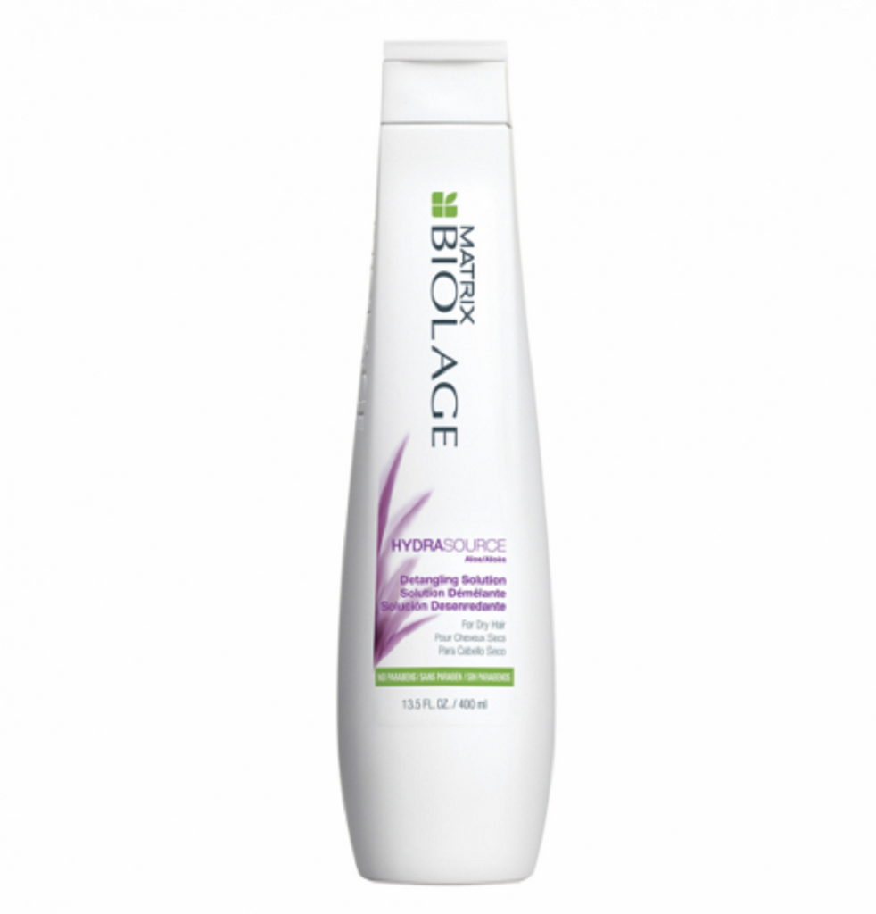 Matrix Biolage Hydrasource Detangling Solution 13.5 Fluid Oz
