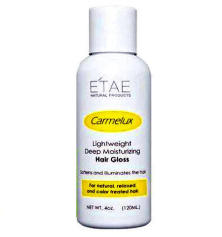 Etae Carmelux Lightweight Deep Moisturizing Hair Gloss 4 Oz