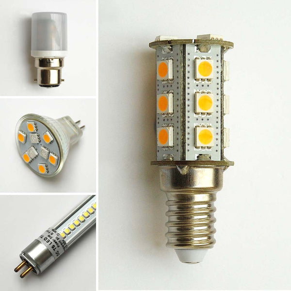Replace Boat Lights With Led: Marine LED Bulbs And Replacement Lamps For All