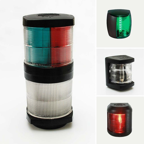 Shop our range of replacement LEDs for navigation lights