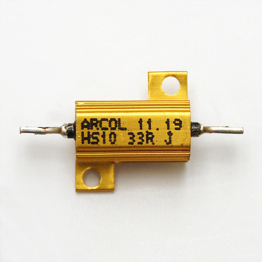 10W 33R Resistor for Boat and Vehicle Lamps