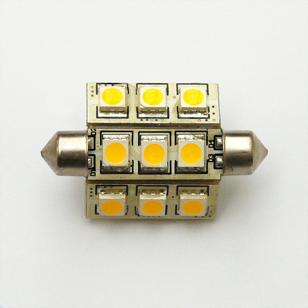 42mm 9 SMD 5050 LED Festoon Lamp
