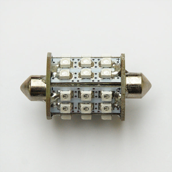 43 / 44mm 30 SMD 3528 LED Festoon Lamp
