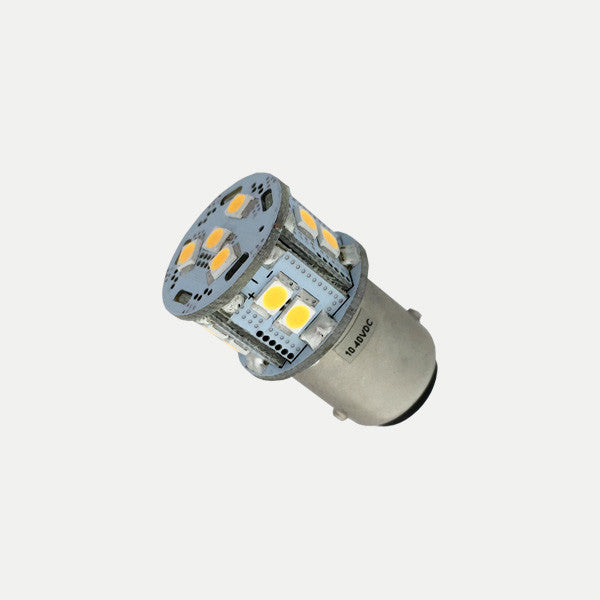 BA15D 14 SMD 2835 High Output Compact LED Lamp