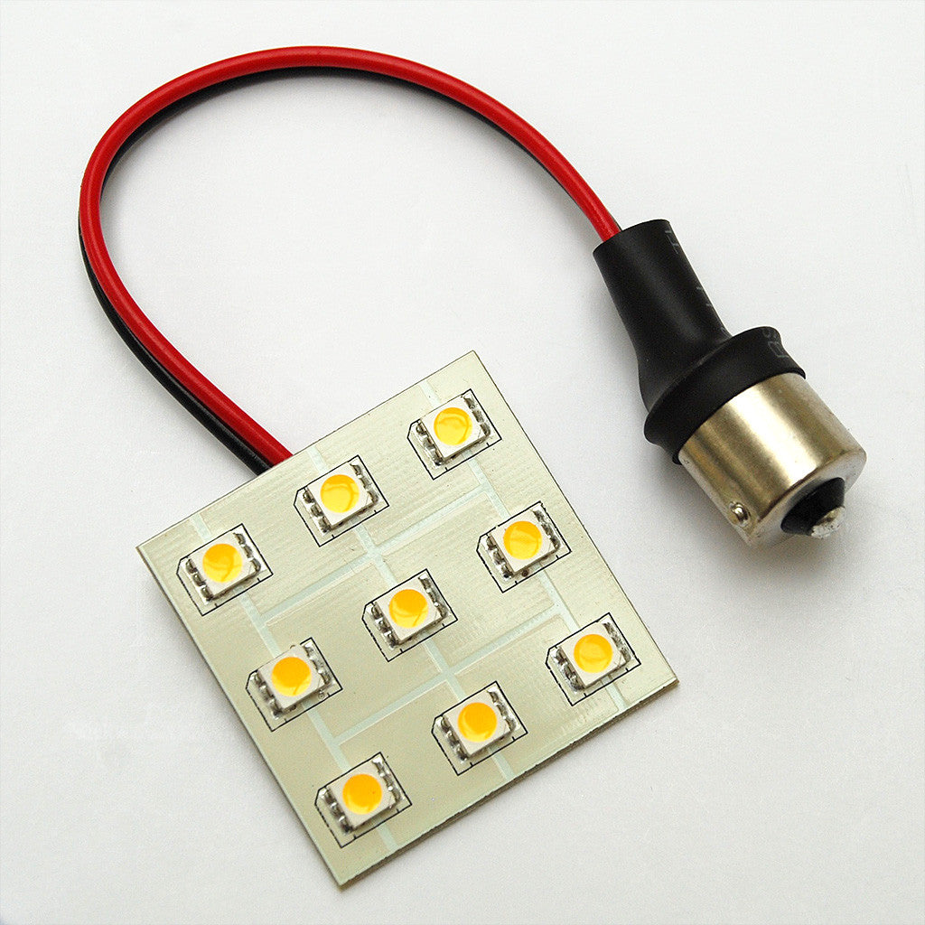 BA15S 9 SMD LED Array Lamp
