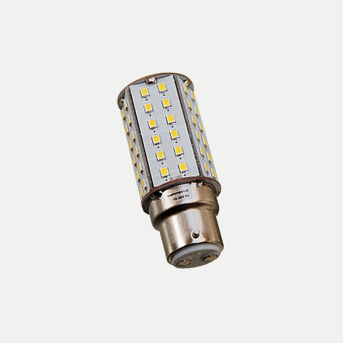 BA22D 60 SMD 2835 Very High Output LED Lamp
