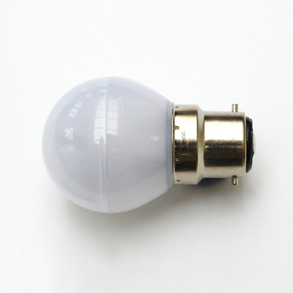 BA22D Bus / Golf Ball Style High Output LED Lamp