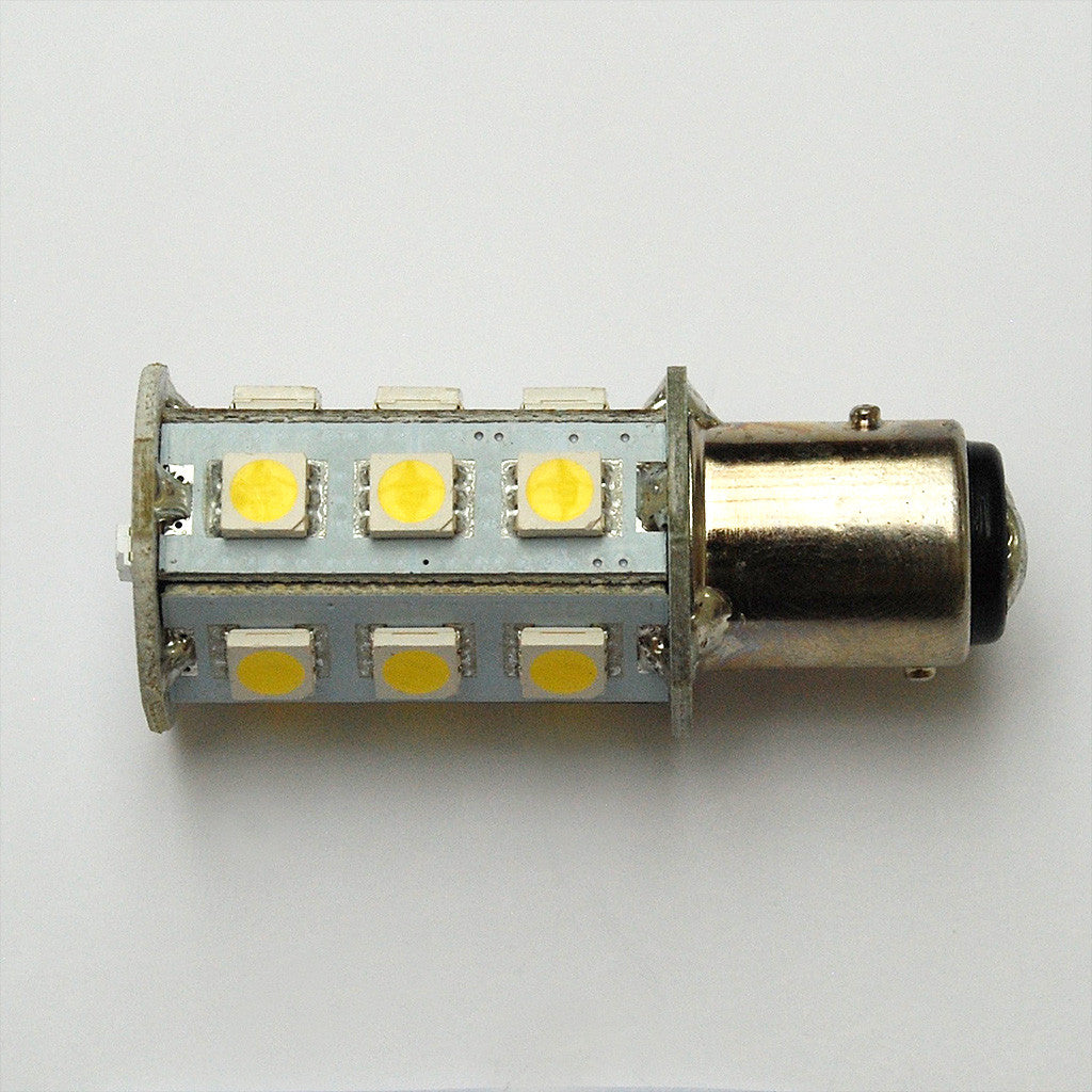 Bay15d 15 Smd 5050 Dusk To Dawn Led Replacement Bulb