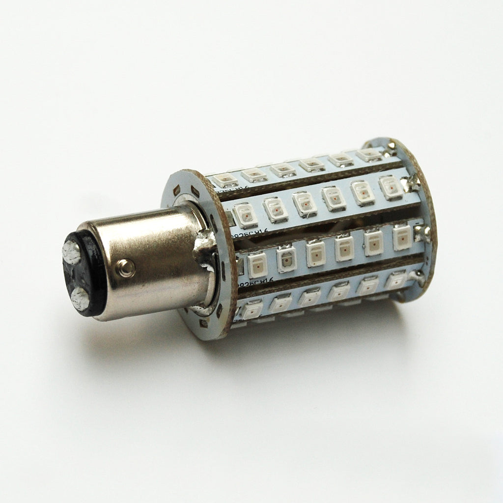 BAY15D 60 SMD 2835 Very High Output Compact LED Lamp