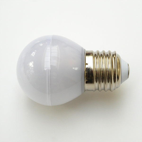 E27 Bus / Golf Ball Style High Output 2835 LED Edison Screw Lamp