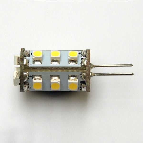 G4 15 Smd 3528 Bi Pin Led Tower Lamp Boatlamps