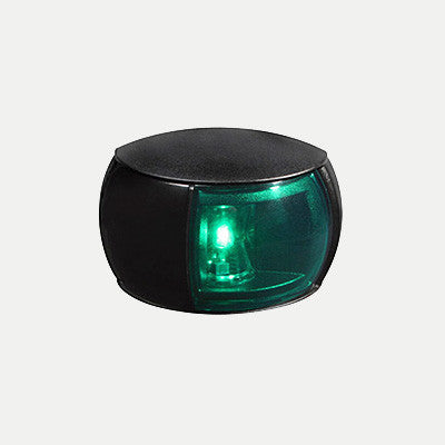 Hella Marine Compact NaviLED: Starboard Light 2NM