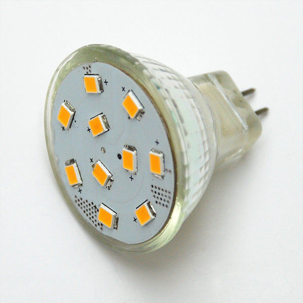 MR11 10 SMD 2835 High Output LED Lamp