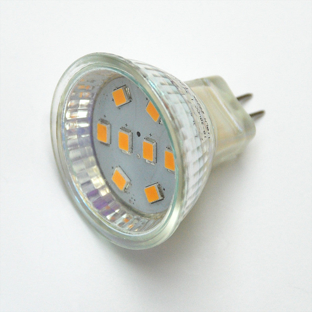 MR11 8 SMD 2835 High Output LED Lamp