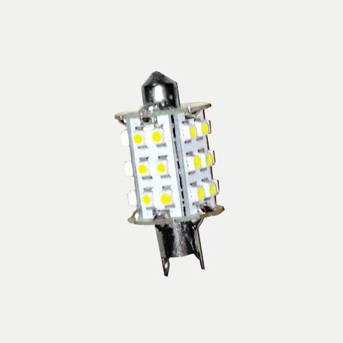 44mm 30 Smd Led Festoon Lamp Modified For Hella Marine 3562 Series