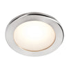 BCM - Orlando A85 - Recessed LED Down Light - Polished Stainless Steel Bezel