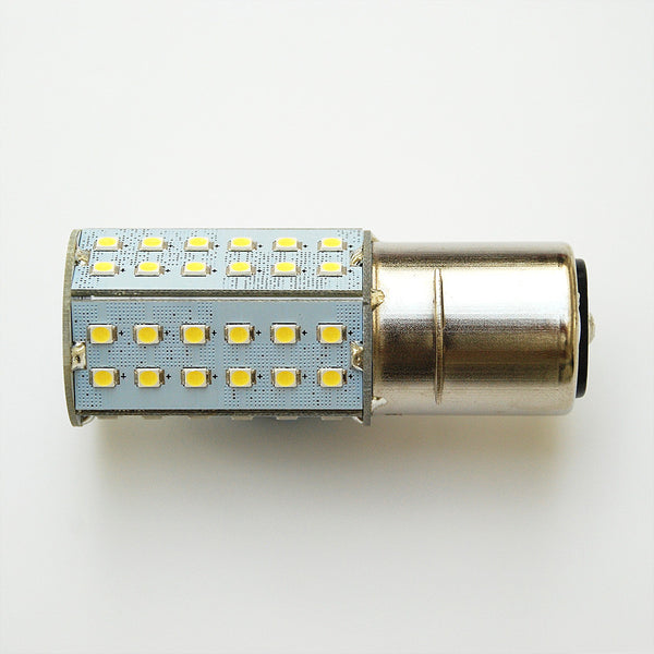 P28S 60 SMD 2835 Very High Output LED Lamp: 10-30V DC