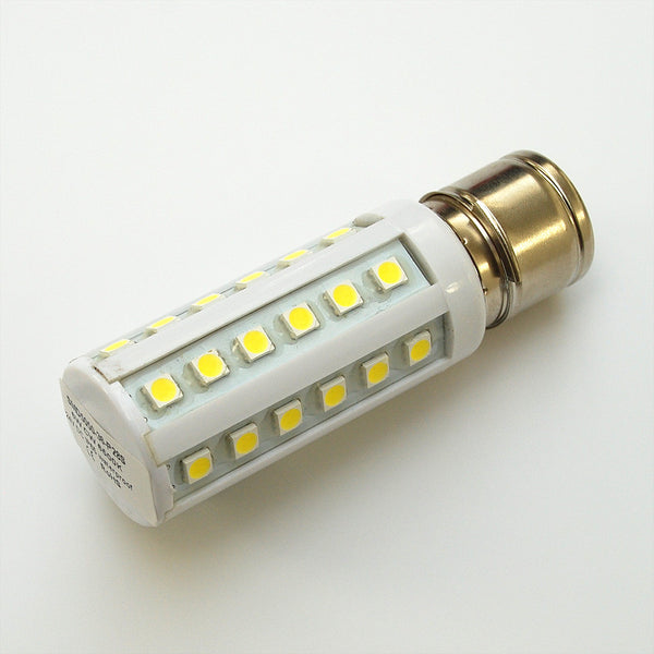 Lamps P: P28S 36 SMD 5050 High Output LED Lamp: 24V DC • Boatlamps