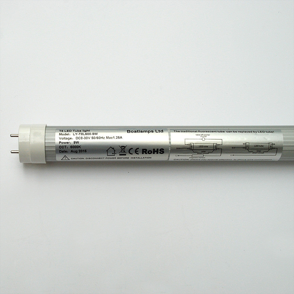 T8 24V LED Tube Lamp for Replacement of 1200mm Fluorescent Tube
