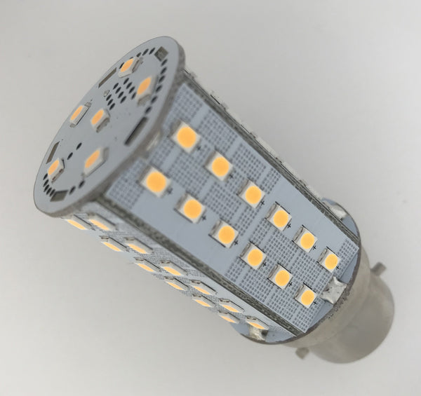 BA22D 66 SMD 2835 'Ultimate' LED Lamp
