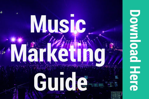 FREE Music Marketing Tips