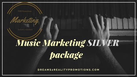 8. Music Marketing Silver Package