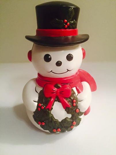 Vintage Frosty The Snowman Figure - 1970's