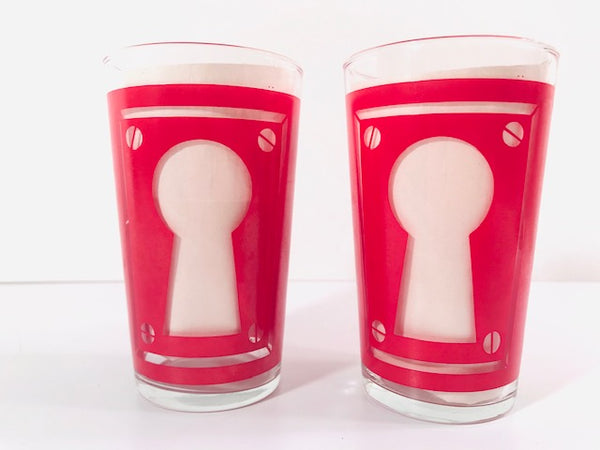 Peek a Boo...I See You Glasses (Set of 2)