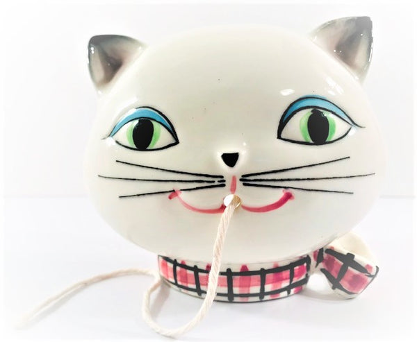 Holt Howard Vintage Kitty String Holder