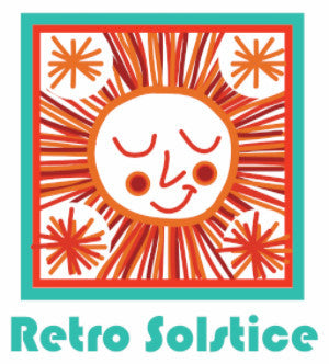 Retro Solstice Gift Card