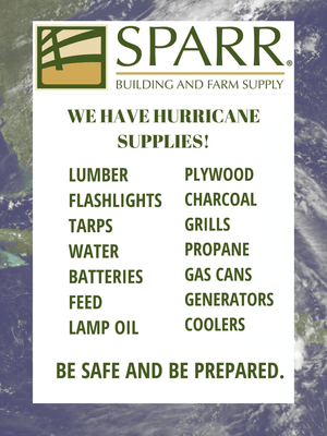 Sparr Building & Farm- Fence Supplies Livestock Equipment