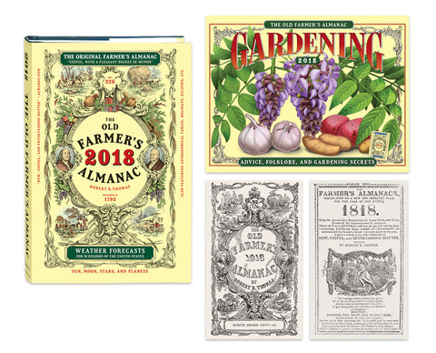2018 OLD FARMER'S ALMANAC