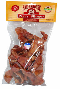 Smokehouse USA Made Piggy Slivers 24pk
