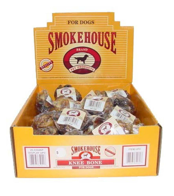 Smokehouse USA Made Knee Bones Individual 1 count